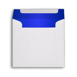 Royal Blue Envelope