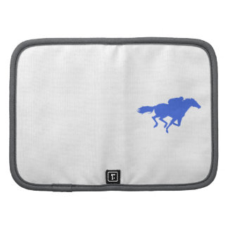 Royal Blue Horse Racing Planners