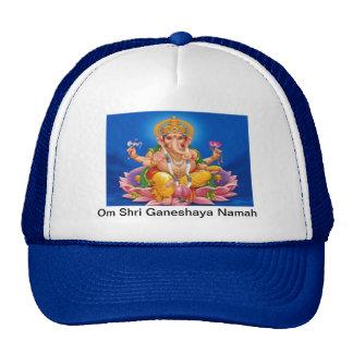 Royal Blue Lord Ganesh Hat