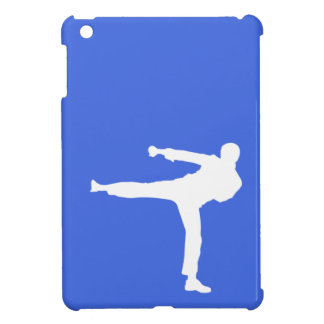 Royal Blue Martial Arts iPad Mini Cases