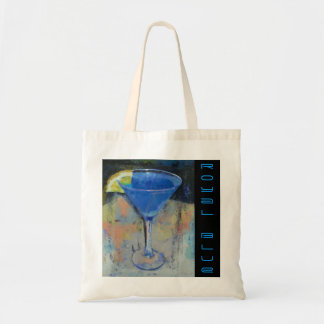 Royal Blue Martini Bag