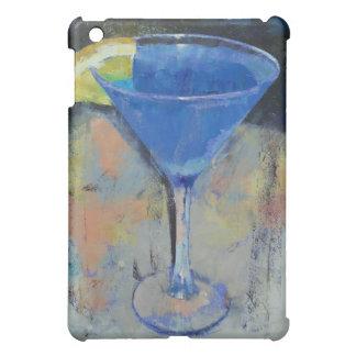 Royal Blue Martini iPad Case