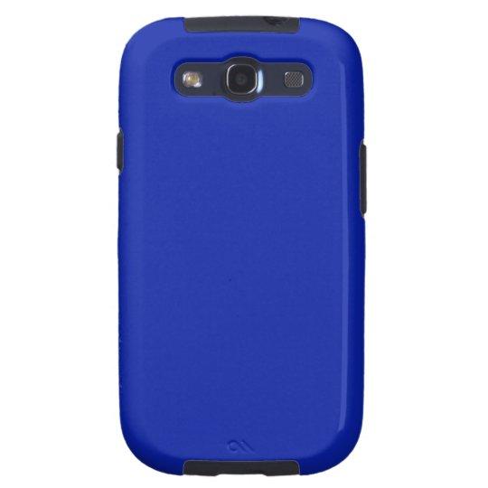 Royal Blue Samsung Galaxy S Case