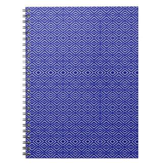 Royal Blue Spiral Notebooks