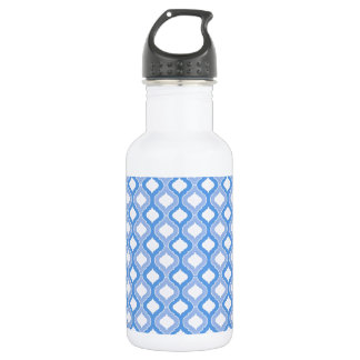 Royal Blue Stainless Steel Water Bottle