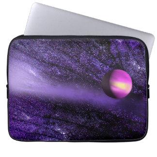 Royal Blue Universe Laptop Notebook Sleeve Laptop Computer Sleeve
