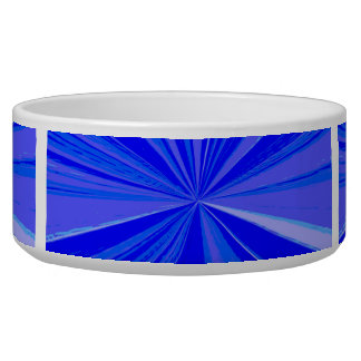 Royal Blue Vanishing Point Bowl