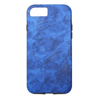Royal Blue Velvet iPhone 7 case