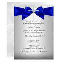 royal blue invitations zazzle