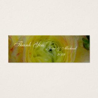 Royal Blush Mini Business Card