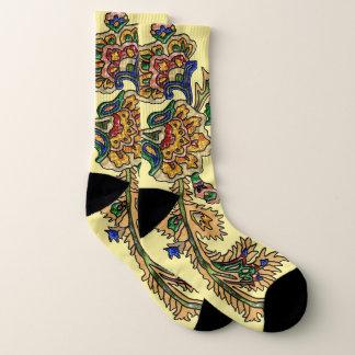 Royal Boho Gems Socks