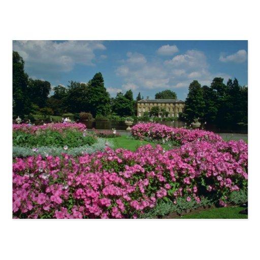 Royal Botanical Gardens at Kew, London, Englan Postcard