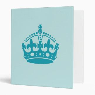 Royal British Crown Binder