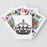 Royal British crown Deck Of Cards
