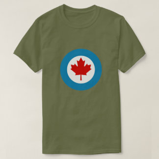 Royal Canadian Air Force Roundel T-Shirt