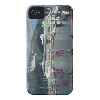Royal Caribbean in Seward Alaska iPhone 4 Cover