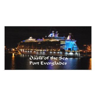 Royal Caribbean Oasis of the seas Card