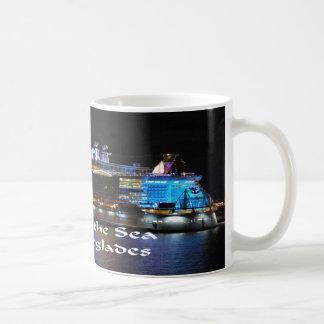 Royal Caribbean Oasis of the Seas Coffee Mug