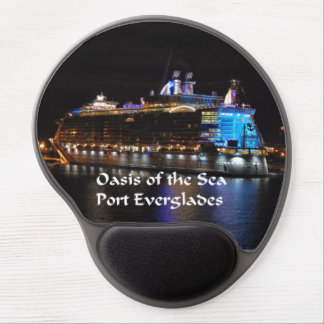 Royal Caribbean Oasis of the Seas Gel Mouse Pad