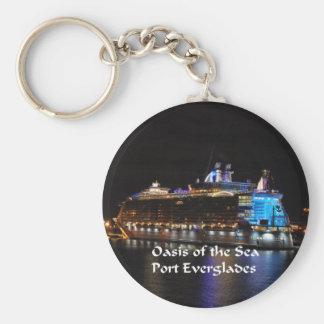 Royal Caribbean Oasis of the Seas Keychain