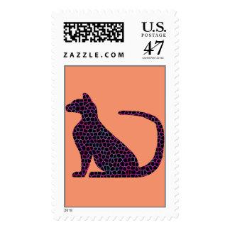 Royal Cat CrystalKatz Postage