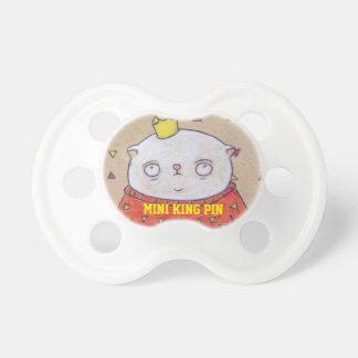 royal cat king pin pacifier