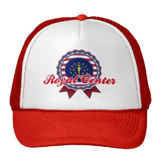 Royal Center, IN Mesh Hats