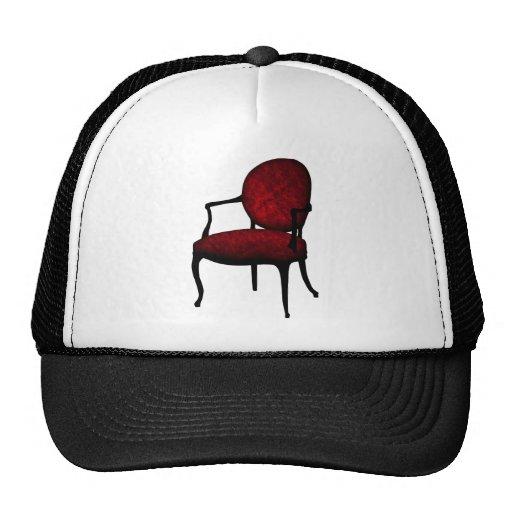 Royal Chair Alone Mesh Hats