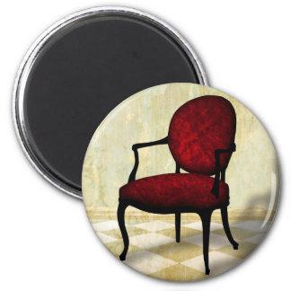 Royal Chair Magnet