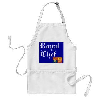 Royal Chef Apron