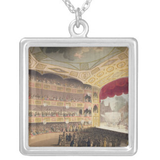 Royal Circus Silver Plated Necklace