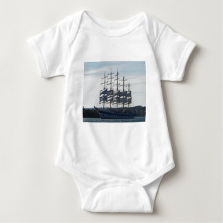 Royal Clipper Under Sail Baby Bodysuit