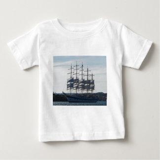Royal Clipper Under Sail Baby T-Shirt