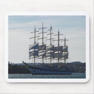 Royal Clipper Under Sail Mouse Pad