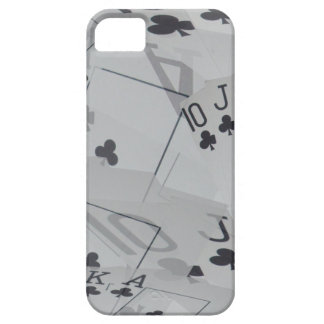 Royal Club Flush Poker Cards Pattern, iPhone SE/5/5s Case