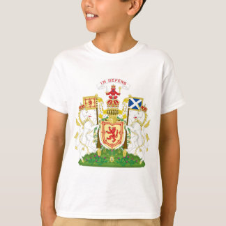 Royal Coat of Arms of the Kingdom of Scotland T-Shirt