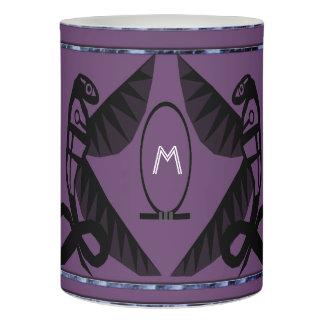 royal cobras (black) flameless candle
