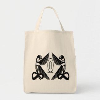 royal cobras (black) tote bag