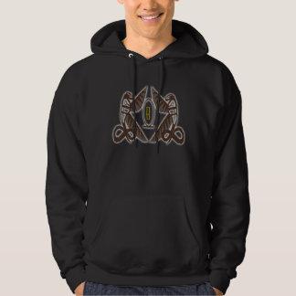 royal cobras (gold) hooded sweatshirt