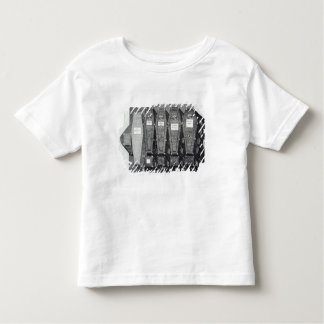 Royal Coffins at Westminster Abbey Toddler T-shirt