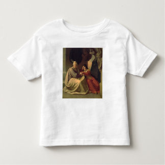 Royal couple mourning for their dead daughter toddler t-shirt