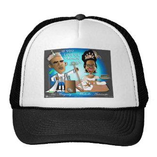 Royal Couple Trucker Hat
