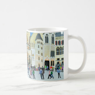 Royal Courts of Justice London 1994 Coffee Mug