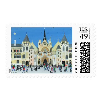 Royal Courts of Justice London 1994 Postage