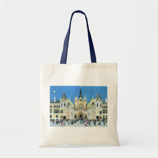 Royal Courts of Justice London 1994 Tote Bag