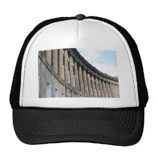 Royal Cresent, Bath, Somerset, UK Trucker Hat