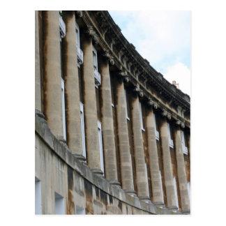 Royal Cresent, Bath, Somerset, UK Postcard