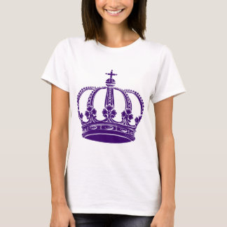 Royal Crown 02 - Deep Purple T-Shirt