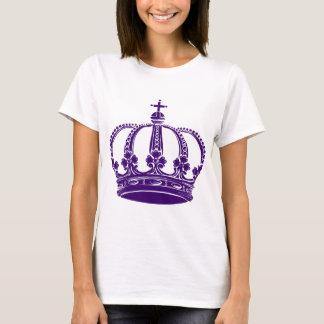 Royal Crown 02 - Deep Purple T-Shirt