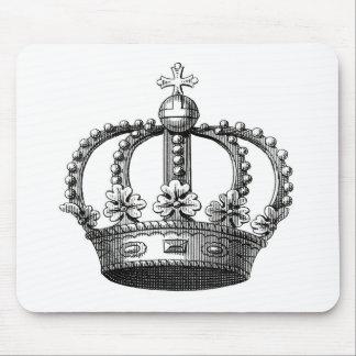 Royal Crown A Mouse Pad